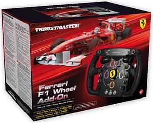 Thrustmaster Ferrari F1 Wheel AddOn Lenkradaufsatz für RS/TX-Serie (Art.-Nr. 90431942) - Bild #4