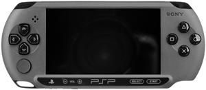 Sony PSP E-1004 schwarz (Article no. 90431951) - Picture #2