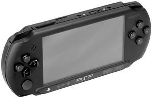 Sony PSP E-1004 schwarz (Article no. 90431951) - Picture #1