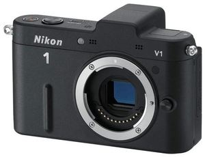 Nikon 1 V1 Kit VR 10-30 schwarz (Art.-Nr. 90432162) - Bild #5