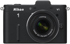 Nikon 1 V1 Kit VR 10-30 schwarz (Art.-Nr. 90432162) - Bild #1