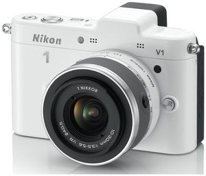 Nikon 1 V1 Kit VR 10-30 wei (item no. 90432163) - Picture #5
