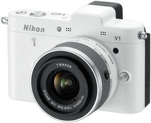 Nikon 1 V1 Kit VR 10-30 wei (item no. 90432163) - Picture #4