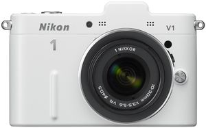 Nikon 1 V1 Kit VR 10-30 wei (item no. 90432163) - Picture #3