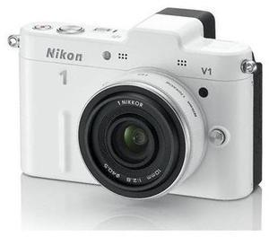 Nikon 1 V1 Kit 10 Pancake EU-Ware weiß (Article no. 90432165) - Picture #2