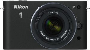 Nikon 1 J1 Kit VR 10-30 schwarz (Article no. 90432171) - Picture #5