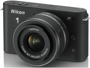 Nikon 1 J1 Kit VR 10-30 schwarz (Article no. 90432171) - Picture #3