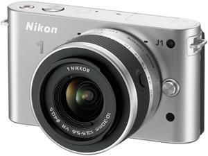 Nikon 1 J1 Kit VR 10-30 silber (item no. 90432173) - Picture #2