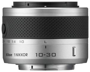 Nikon 1 J1 Kit VR 10-30 silber (item no. 90432173) - Picture #5