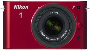 Nikon 1 J1 Kit VR 10-30 rot (Article no. 90432174) - Picture #3