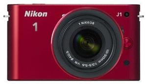 Nikon 1 J1 Kit VR 10-30 rot (Article no. 90432174) - Picture #1