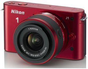 Nikon 1 J1 Kit VR 10-30 rot (Article no. 90432174) - Picture #5