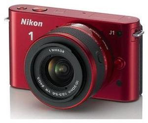 Nikon 1 J1 Kit VR 10-30 rot (Article no. 90432174) - Picture #2