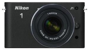 Nikon 1 J1 Kit 10 Pancake schwarz (Article no. 90432175) - Picture #1