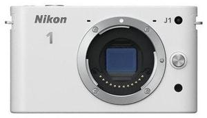 Nikon 1 J1 Kit 10 Pancake weiss (Article no. 90432176) - Picture #2