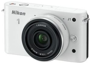 Nikon 1 J1 Kit 10 Pancake weiss (Article no. 90432176) - Picture #5