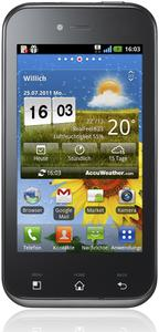 LG Optimus Sol E730 Android (item no. 90432353) - Picture #1