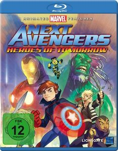Next Avengers, The - Heroes of , (Article no. 90432596) - Picture #1
