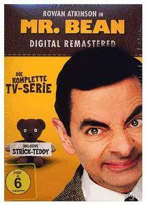 Mr. Bean - Gesamtbox mit Teddy (Art.-Nr. 90432685) - Bild #1
