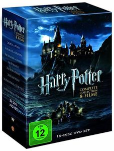Harry Potter - The Complete Col. Harry Potter - The Complete Collection - (Art.-Nr. 90432691) - Bild #1