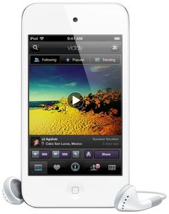 Apple iPod touch 4G 32GB weiss (Article no. 90432877) - Picture #1