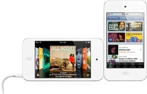 Apple iPod touch 4G 32GB weiss (Article no. 90432877) - Picture #5