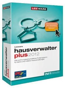 Lexware Hausverwalter Plus 2012 (item no. 90433025) - Picture #1