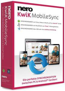 Nero Kwik Mobile Sync (Article no. 90433497) - Picture #1