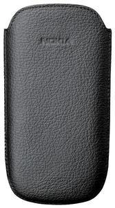 Nokia CP-535 Lederetui schwarz (Art.-Nr. 90433777) - Bild #1