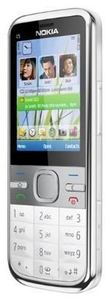 Nokia C5-00 weiss (Article no. 90433809) - Picture #3