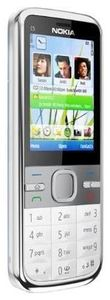 Nokia C5-00 weiss (Article no. 90433809) - Picture #1