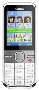 Nokia C5-00 weiss (Article no. 90433809) - Picture #2