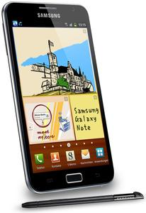 Samsung Galaxy Note N7000 16GB Android blau (Art.-Nr. 90433934) - Bild #1