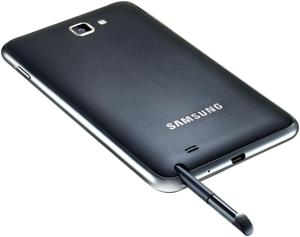 Samsung Galaxy Note N7000 16GB Android blau (Art.-Nr. 90433934) - Bild #4