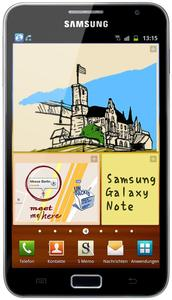 Samsung Galaxy Note N7000 16GB Android blau (Art.-Nr. 90433934) - Bild #2