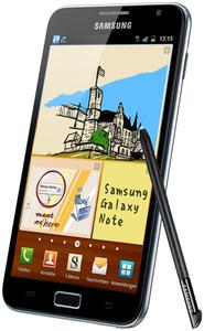 Samsung Galaxy Note N7000 16GB Android blau (Art.-Nr. 90433934) - Bild #3