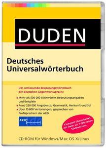 Duden Deutsches Universalwörterbuch Hybrid, (Article no. 90433991) - Picture #1
