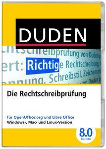 Duden Die Rechtschreibprüfung 8.0 (Article no. 90433997) - Picture #1