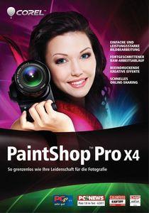 Corel PaintShop Pro X4 (Article no. 90434005) - Picture #1