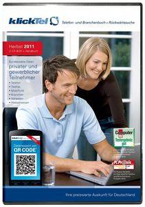 klickTel Telefon-/Branchenbuch , (Article no. 90434118) - Picture #1