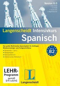 Langenscheidt Intensivkurs 6.0 Spanisch (Article no. 90434148) - Picture #1