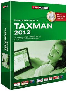 Lexware Taxman 2012 deutsch, Windows (Art.-Nr. 90440515) - Bild #1