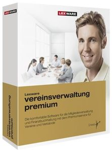 Lexware Vereinsverwaltung Premium V4 (item no. 90434209) - Picture #1