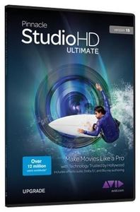Pinnacle Studio S9+ to Ultimate 15 Upgrade,  Windows, deutsch, (Article no. 90434254) - Picture #2