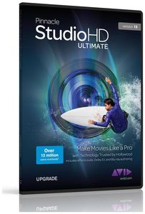 Pinnacle Studio S9+ to Ultimate 15 Upgrade,  Windows, deutsch, (Article no. 90434254) - Picture #1