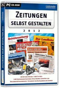 Zeitungen selbst gestalten 2012 (Article no. 90434464) - Picture #1