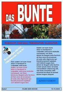 Zeitungen selbst gestalten 2012 (Article no. 90434464) - Picture #4