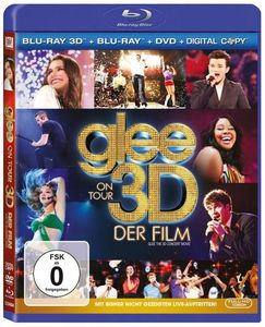 Glee on Tour - Der Film 3D/2D (item no. 90434513) - Picture #1