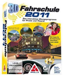 Apollo 3D Fahrschule 2011 (Article no. 90434827) - Picture #1