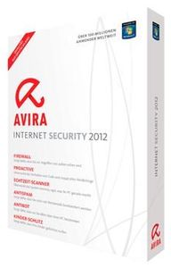 Avira Internet Security 2012 36 Monate - 5 User (item no. 90434850) - Picture #1